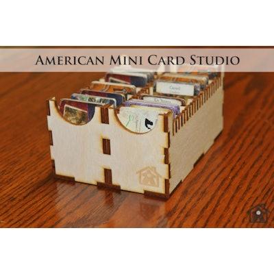 American Mini Card Studio  - Meeple Realty