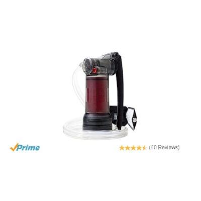 Amazon.com : MSR Guardian Portable Water Purifier Pump : Sports & Outdoors