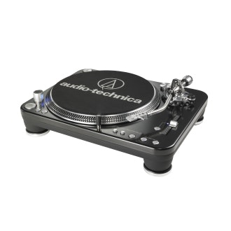 AT-LP1240-USB Professional DJ Direct-Drive Turntable (USB & Analog) || Audio-Tec