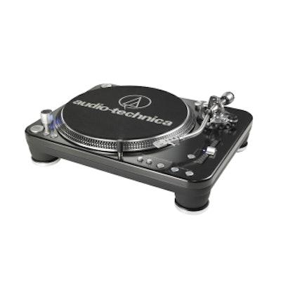 AT-LP1240-USB Professional DJ Direct-Drive Turntable (USB & Analog)    Audio-Tec