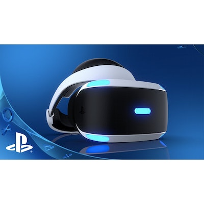 PlayStation VR – Virtual Reality Headset for PS4