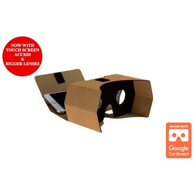 P2: Virtual Reality Cardboard Pop-Up Viewer