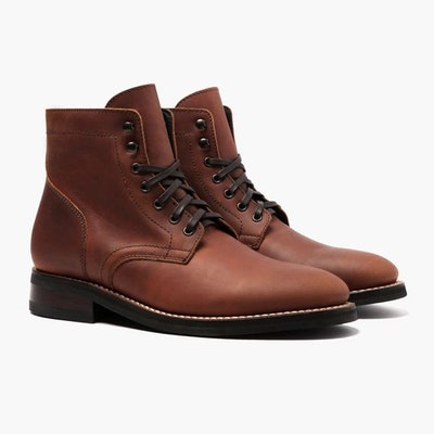 Grizzly Wheat President Boot | Thursday Boot Company              Ar