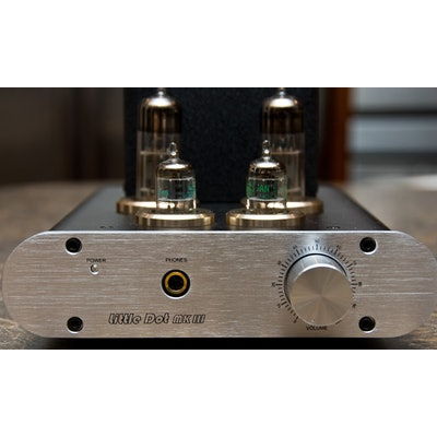 Little Dot MK III Tube Headphone Amplifier