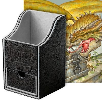 Black/Light GreyNest 100+ - Dragon Shield