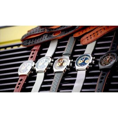 Straton  Curve-Chrono watch -