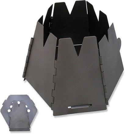Vargo Titanium Hexagon Backpacking Wood Stove - REI.comREI Garage Logo