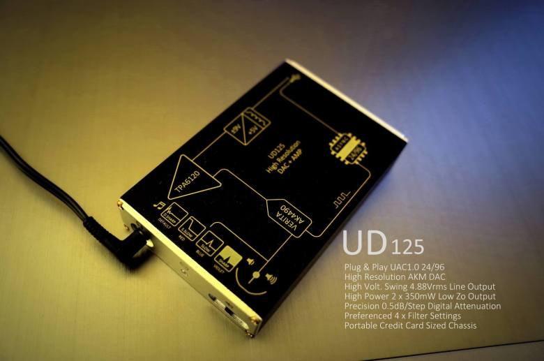 UD125 – STONER ACOUSTICS