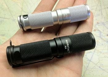 CountyComm - Maratac AA Flashlight The World's Smallest, Brightest, AA Flashligh