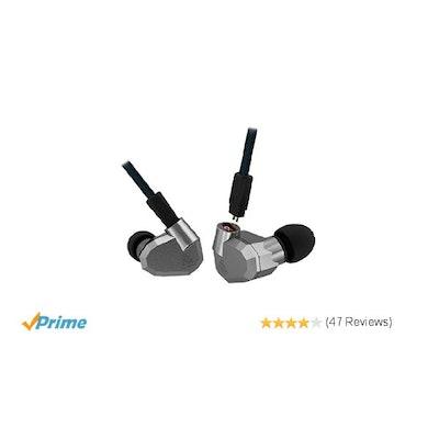 Amazon.com: Quad Driver Headphones,ERJIGO KZ ZS5 High Fidelity Extra Bass Earbud