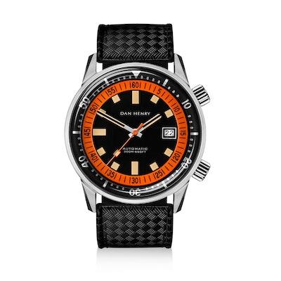DAN HENRY 1970 Super Compressor Dive Automatic watch