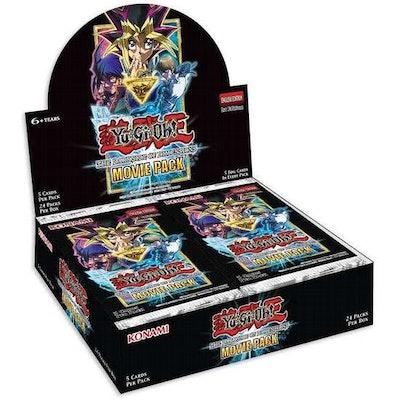 YuGiOh Dark Side of Dimensions Movie Booster Box 24 Packs Sealed Konami - ToyWiz