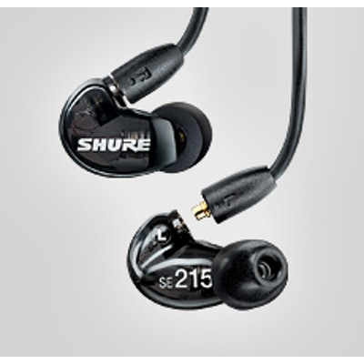 SE215 Sound Isolating™ Earphones | Shure Americas