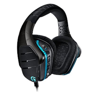 Logitech G633 Artemis Spectrum RGB 7.1 surround sound gaming headset