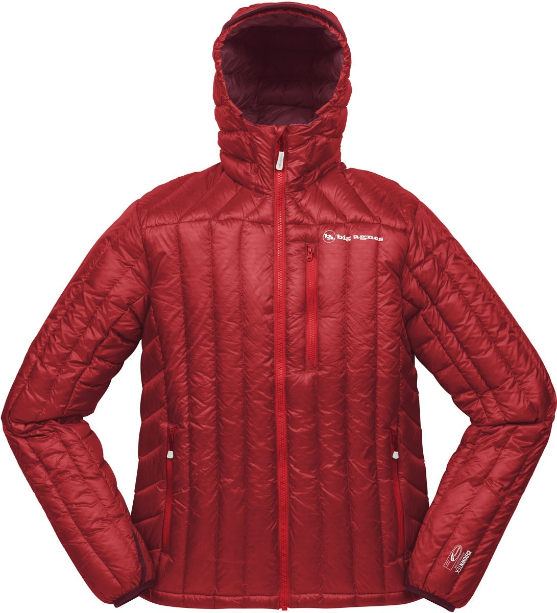 Big Agnes Men's Shovelhead Hooded Jacket