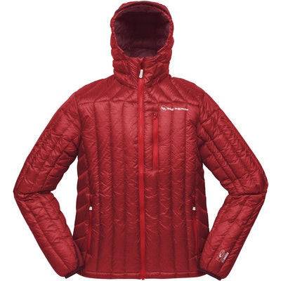 Big Agnes Men's Shovelhead Hooded Jacket
