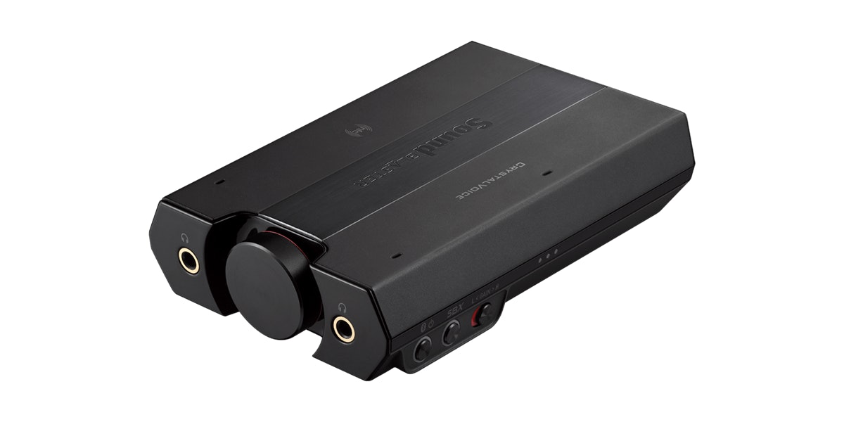 Sound Blaster E5 - Amplifiers - Creative Labs (United States)