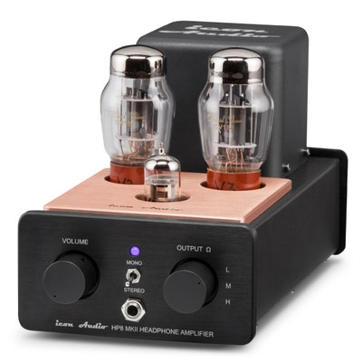 Icon Audio HP8 MkII CV181 Triode Tube Headphone Amp at Music Direct
