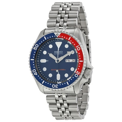 Seiko Divers Automatic Navy Blue Dial Men's Watch SKX009K2 - Diver - Seiko - Wat