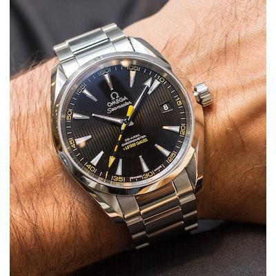 Omega   Aqua Terra >15,000 Gauss Watch (ref 231.10.42.21.01.022)