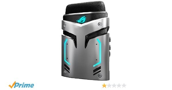 Amazon.com: ASUS ROG Strix Magnus USB 3.0 Portable Gaming Condenser Microphone w