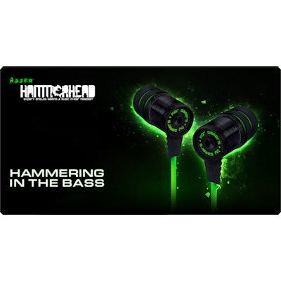 Razer Hammerhead - IEM Gaming grade Headphones