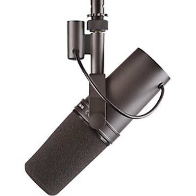 Shure SM7B Microphone with Switchable Response | Guitar Center
