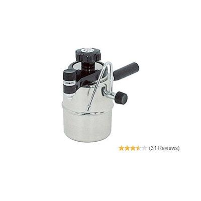 Bellman SS Stove Top Espresso/Cappuccino Maker: Stovetop Espresso Po