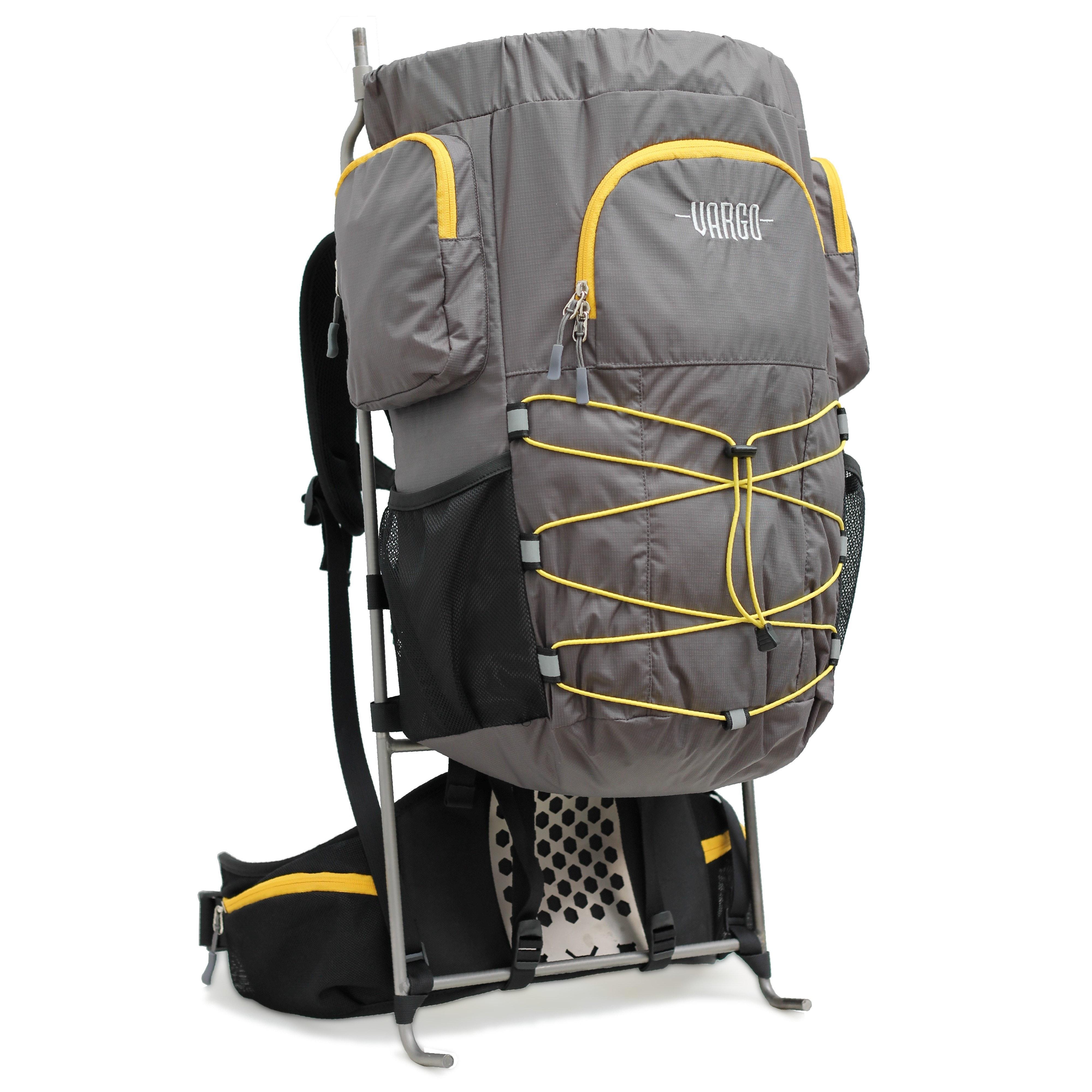 Ti-Arc Backpack | Titanium External Frame Backpack | Ultralight Backpack  - Varg