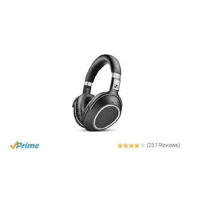 Amazon.com: Sennheiser PXC 550 Wireless – NoiseGard Adaptive Noise Cancelling, B