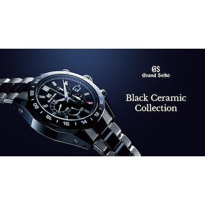 Black Ceramic Collection | Grand Seiko