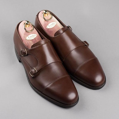 Loake 1880 Cannon Dark Brown – Loake Shoemakers Nordic