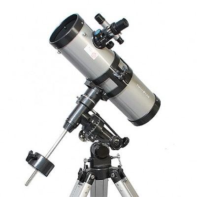"""AstroVenture 4.5"""" Reflector Telescope"""