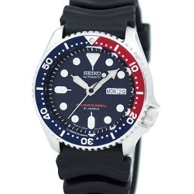 Seiko SKX009J Automatic Dive Watch