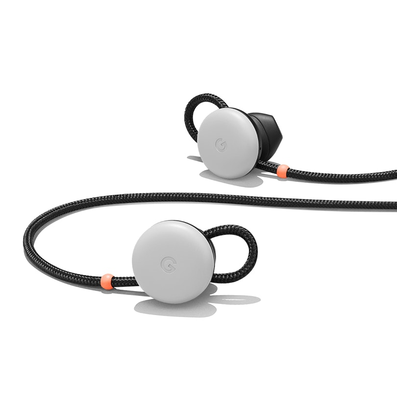 Google Pixel Buds - Bluetooth Earbuds for Pixel 2 - Google Store