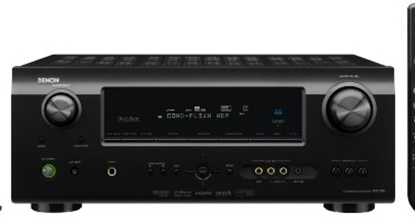 Shop Denon AVR 790 7 1 Channel Multi Zone Home Theater Receiver With