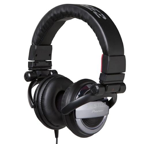 80d5f6473f9 Shop Pioneer SE D 10 MT K Steez Dubstep On Ear DJ Stereo Headphones ...