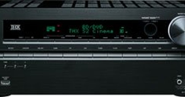 Shop Onkyo TX NR 609 7 2 Channel Network THX Certified A V Receiver