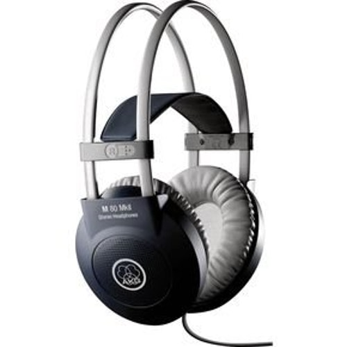 c11b1b89df4 Shop AKG M 80 Mk II Semi Open Studio Headphone Standard & Discover ...