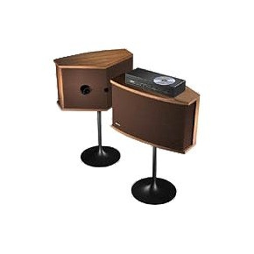 shop bose 901 direct reflecting speaker system walnut. Black Bedroom Furniture Sets. Home Design Ideas