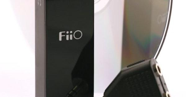 Shop Fii O E 3 Headphone Amplifier Y Adapter Combo