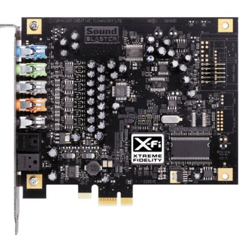 Shop Creative Labs SB 0880 PCI Express Sound Blaster X Fi