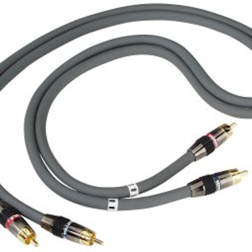 Shop Monster M 550 I 2 M M Series 550 RCA Stereo Cables 2 Meters ...