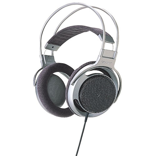 10ceff5aae0 Sony MDR-F1 Full-Open-Air Headphones with Impedance Compensator