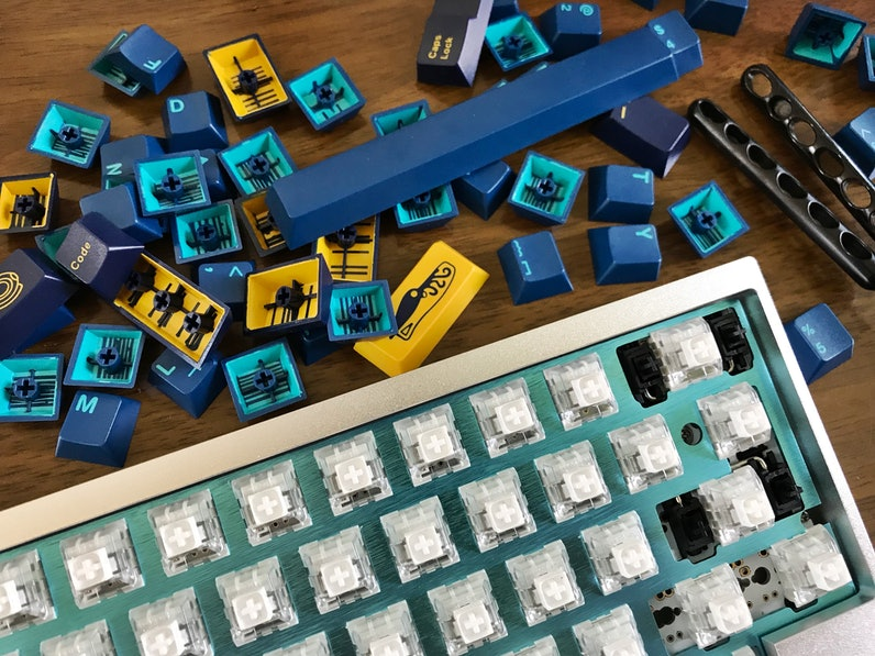 aec7833a47d I just wanna know how many guy's keycaps ruined by Kailh Box switches