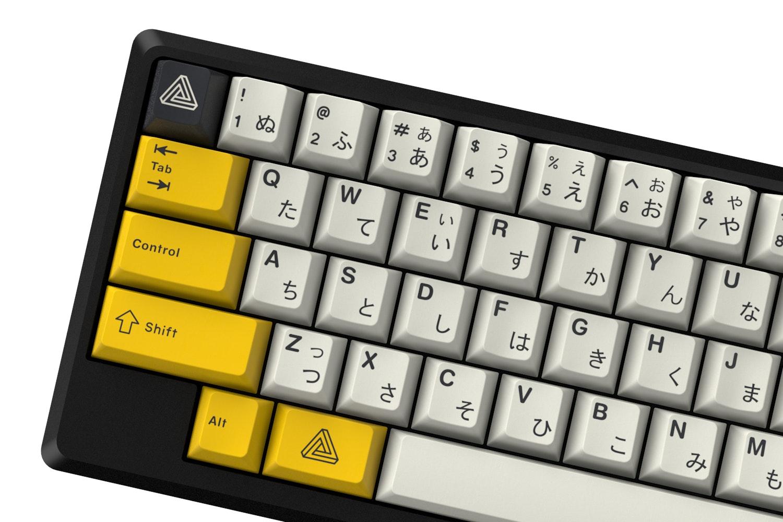 GB] Massdrop x Zambumon GMK Serika Custom Keycap Set