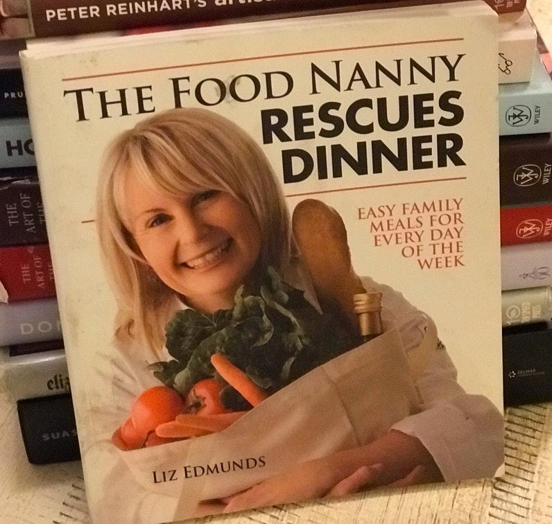 Chef scots top 10 favorite baking cookbooks massdrop search the food nanny rescues dinner forumfinder Images