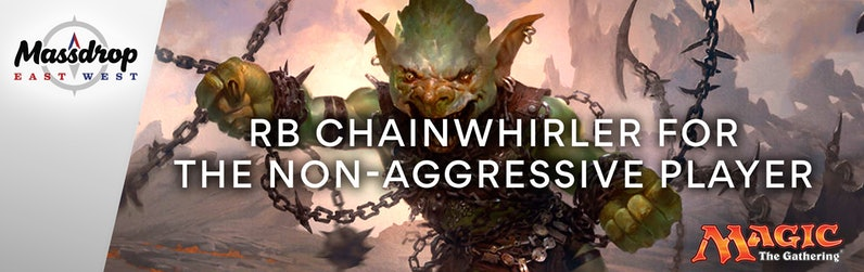 RB Chainwhirler for the Non-Aggressive Player | Drop