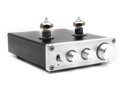Shop Nobsound Ns 08 E Vacuum Tube Integrated Amplifier Mini