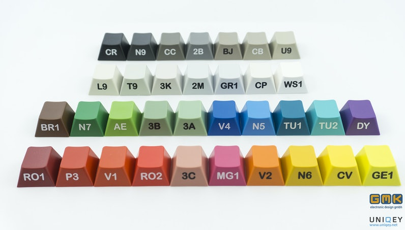 What Goes Into Creating A Custom Keycap Set   Drop (formerly Massdrop)